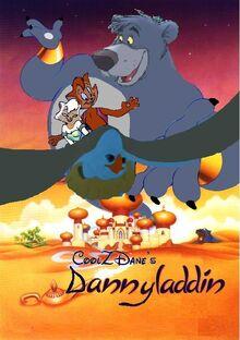 Dannyladdin1 poster