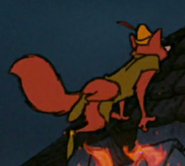 Robin hood climbing