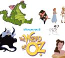 The Wizard of Oz (disneystyle8)