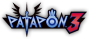 Patapon 3 north american Logo