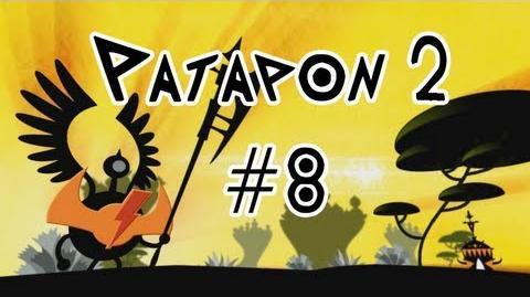 Patapon 2 Walkthrough En Español - Champiñones en el pantano nyokiri - Parte 8