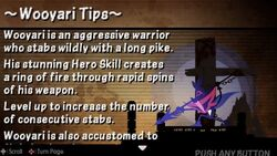Wooyari Tips