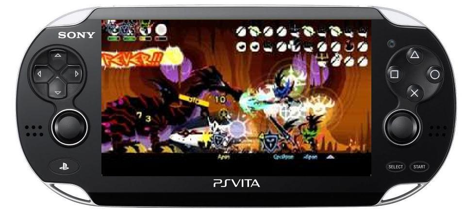 PS Vita Games Wallpapers : Transparent PataPon 960?544 Transparent ...