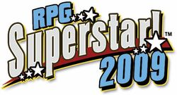 RPG Superstar 2009 logo