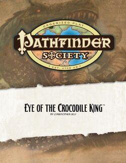 Eye of the Crocodile King