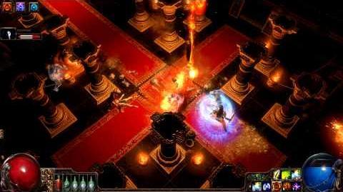 Path of Exile Open Beta Trailer