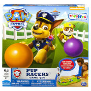 Pup racers board game 1