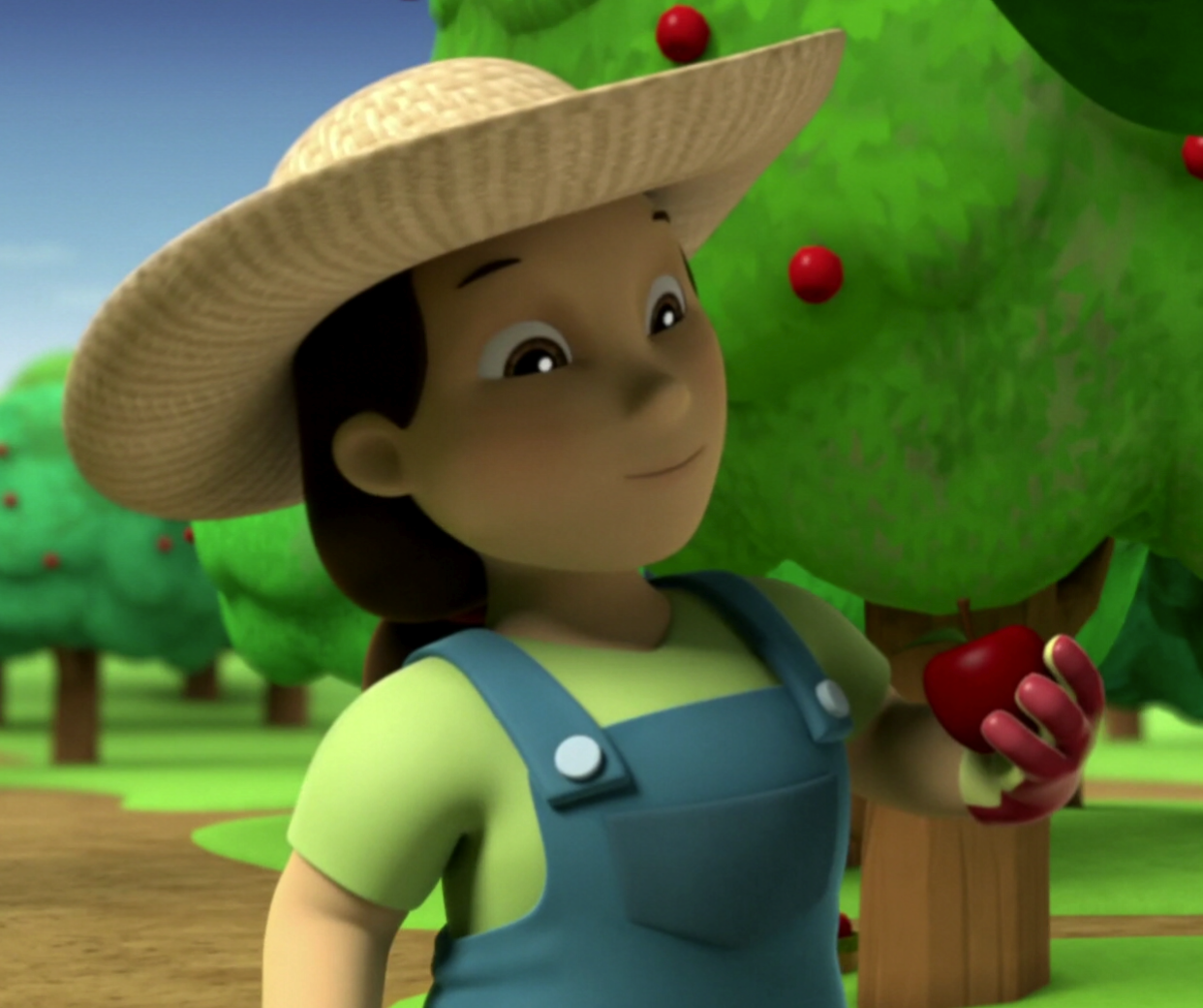 Farmer Yumi Paw Patrol Wiki Fandom Powered By Wikia