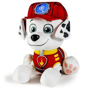 Plush pals EMT Marshall 2