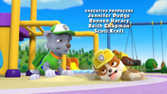 Rocky and Rubble are Hawt
