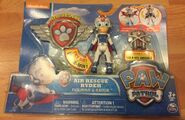 Air Rescue Ryder + Badge