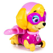 Paddlin Pups Bath Toy- Skye