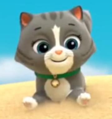 Unnamed Gray Cat Paw Patrol Wiki Fandom Powered By Wikia