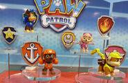 Paw patrol figures