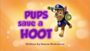 Pups Save a Hoot HD