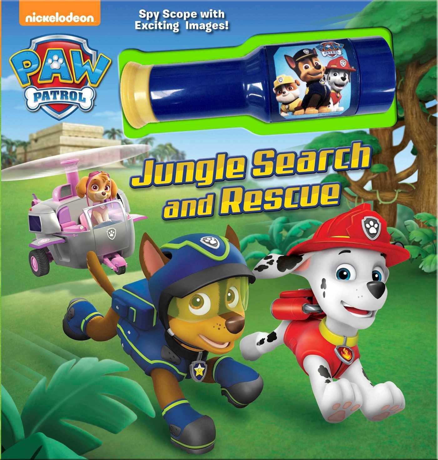 Jungle Search And Rescue Paw Patrol Wiki Fandom