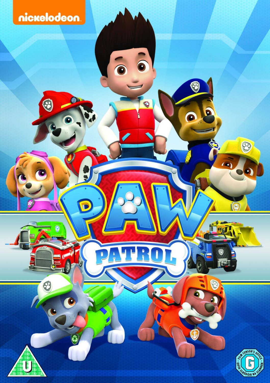 Star Wall Stickers Uk Paw Patrol British English Paw Patrol Wiki Fandom
