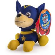 PAW Patrol Super Hero Plush, Chase 1