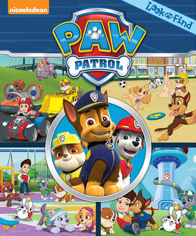 Look And Find Paw Patrol Wiki Fandom Powered By Wikia
