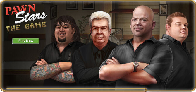 pawn stars game items wiki
