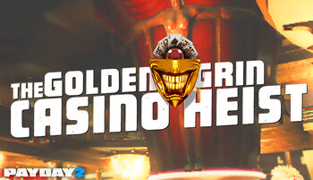 The Golden Grin Casino Heist