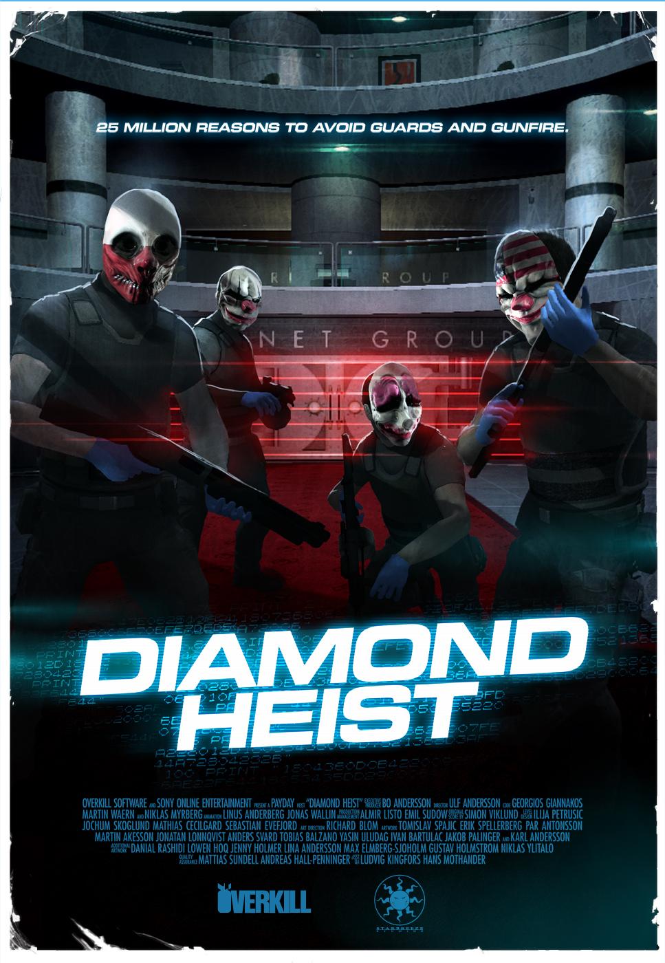 Diamond Heist | Payday Wiki | Fandom powered by Wikia