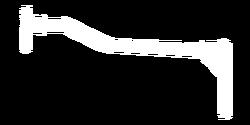 Unfolded Stock (Micro Uzi)