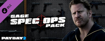 Gage Spec Ops Pack header