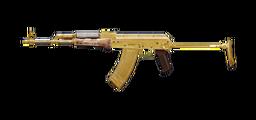 Golden AK.762 FBI Files