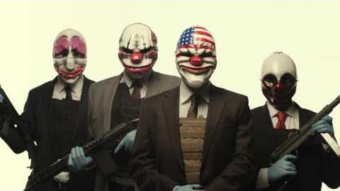 PAYDAY 2 The Alesso Heist Teaser
