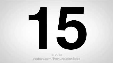 How to Pronounce 15