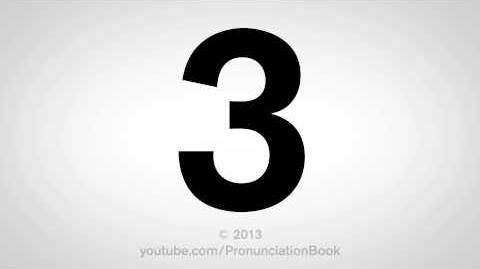 How to Pronounce 3