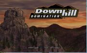Downhill domination1
