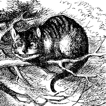 File:Cheshire Cat Tenniel.png