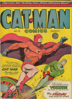 Cat-Man 8