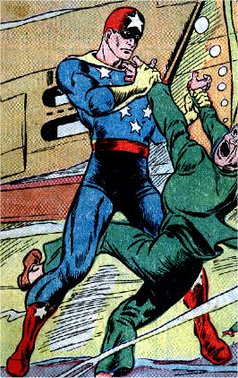 Captain Freedom Public Domain Super Heroes Fandom