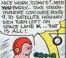 Inspector Cosmic