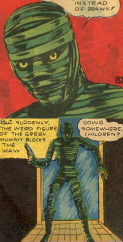GreenMummy