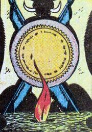 Talamassa's shield