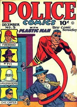 Police Comics -5