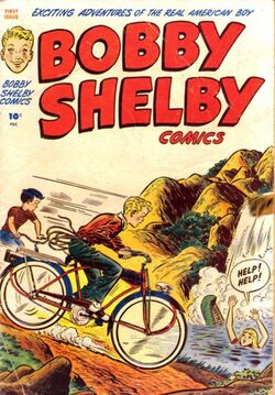 Bobby Shelby Comics Vol 1 1
