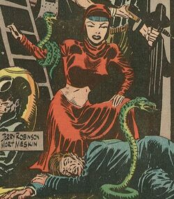 Lady Serpent