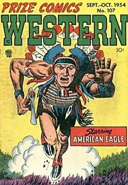 American Eagle prize