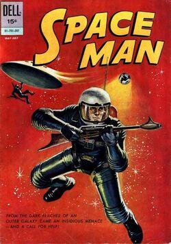 Space man 2