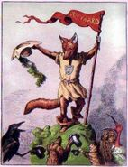 Reynard, The Fox (Folk Tale)