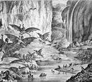 Lunar Bat-People