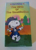 The Birth Of The Constitution VHS