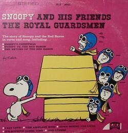 SnoopyAndHisFriendsAlbumFront