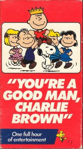 File:You'reAGoodManCharlieBrownVHS.jpg