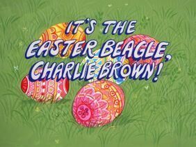 Its the easter beagle charlie brown-show-1-